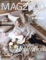 Édition de mars 2016 du MAG2000 Mauricie.