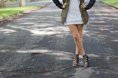 My Style: White Hot Fall @Riffraff @BCBGeneration @Becky Kersh