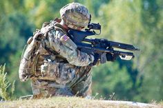 The U.S. Army Is Testing Aim-Stabilized Weapons