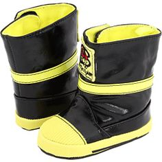 baby firefighter boots