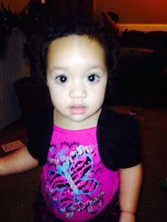 My little cute cousin