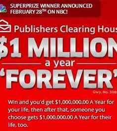 Enter to Win Publishers Clearing House Sweepstakes - Bing images Win For Life, Get Your Life, New Ford Explorer, Car Sweepstakes, Win Cash Prizes, Publisher Clearing House, Winning Numbers, Visa Gift Card, Enter To Win