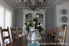 Dining Rooms - Georgica Pond