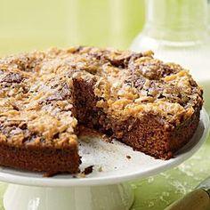 Sticky Date and Coconut Cake Recipe | MyRecipes.com