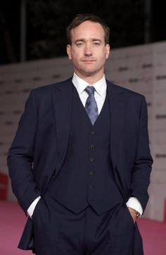 Matthew Macfadyen at event of Ripper Street...ever since Death at a Funeral, my girly parts scream for him!!