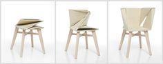 Folding Felt Chair i