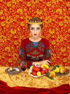 Vibrant images with a distinctive blend of stylistic influences are the modus operandi of Moscow-based photographer Andrey Yakovlev and art director Lili Aleeva (a duo known simply as Yakovlev and Aleeva). Placing an emphasis on feminine beauty and glamour, the creativehusband-wifepairhas created a photo series placing their subjects in traditional Slavic garb to create a …