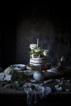 Food Photography & Styling Inspiration   Orange chocolate cake