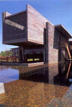 Edificio Central Jardin Botanico - Barrado-Bertolino