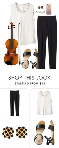 """Wish I could wear to a concert"" by sc-prep-girl ❤ liked on Polyvore featuring Rebecca Taylor, Aula Aila, Chanel and Gap"