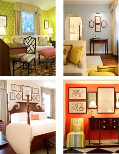 Carolina Inn – historical references, beautiful spaces!
