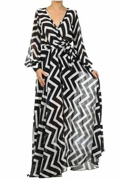 FULL SWEEP Sheer Chiffon MAXI DRESS Long Sleeve GARDEN PARTY Skirt ...