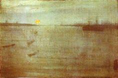 James McNeill Whistler: 1834 – 1903