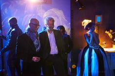 Cristian Sieger and Andreas Ensling Concert, Designers, Concerts