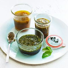 Perfect chicken marinades: Honey lime, Jerk, Pomegranate molasses and mint