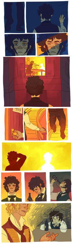 it's always the sun metaphor, isn't it by *mizuk0 on deviantART