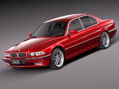 BMW 7Series E38 1998