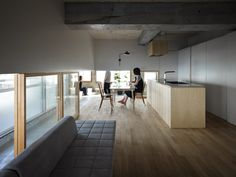 House in Kamiosuga by Suppose Design Office - Dezeen