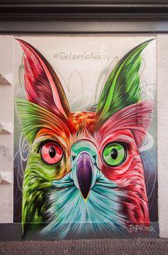 Galantis Aviary for Galantis by Dopie.