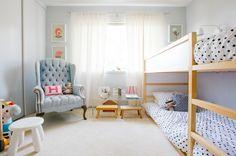 Un piso alquilado de 70 m2, lleno de luz y color - Ebom
