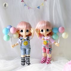 Doll clothes for KIKIPOP. by RabbitinthemoonThai on Etsy Anime Dolls, Blythe Dolls, Kawaii Doll, Child Doll, Ball Jointed Dolls, Cute Dolls, Paper Dolls, Fashion Dolls, Doll Clothes