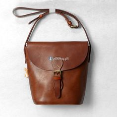 Leather Over The Shoulder Bags