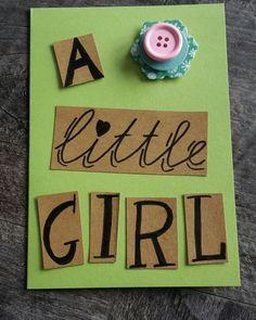 #babygirl #handlettering #littlegirl