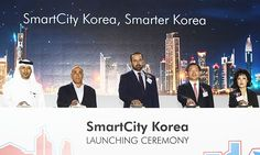 Multi-Billion Dollar Smart City on the Launch by Dubai Holding In South Korea  #SmartCity #SouthKorea #economy #investments #Korea #dubai #realestate