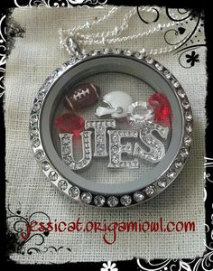 Utah Utes necklace I love!!