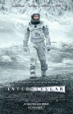 Interstellar is about humanity, science and - time.
