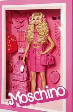 Real fashion dolls