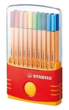 Stabilo Fineliner .88 Assortiment