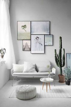 Wonderful Minimalist Living Room Decor Idea (42)