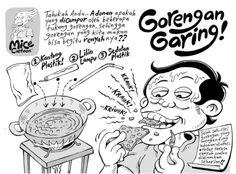 Gorengan Garing! (Benny and Mice)