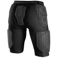 Nike Pro Combat VIS Padded Short - Men's (back)