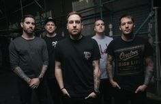 The Ghost Inside is a another favourite of mine, try some californian hardcore ! #Theghostinside #Hardcore #metalcore #music #band