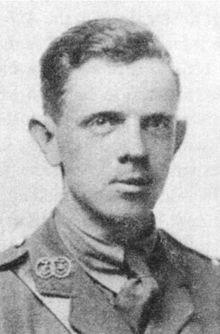 10 October 1892 – 22 March 1918 2nd Lieutenant John Crawford Buchan VC RAMC Age 25 RIP