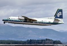 Fokker F-27-500F Friendship - Air New Zealand | Aviation Photo #2805268 | Airliners.net