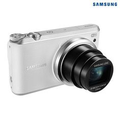 Samsung Smart 16.3MP Digital Point & Shoot Camera with 21x Optical Zoom & Full 1080p HD Video at 54% Savings off Retail!