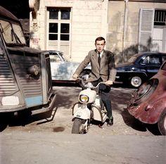 Raymond Depardon FRANCE. Paris. Ile Saint-Louis. 1959.