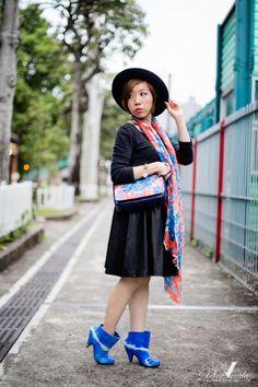 V for Visala x Louella Odié  http://louellaodie.com/