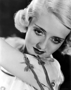 """gone-with-old-hollywood: """" Bette Davis in the early """" Hollywood Cinema, Old Hollywood Stars, Golden Age Of Hollywood, Vintage Hollywood, Hollywood Glamour, Hollywood Actresses, Classic Hollywood, Classic Actresses, Hollywood Icons"""