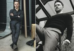 """It's not a contrivance at all. I love the guy,"" McAvoy says, turning to Fassbender. ""I do mourn your absence sometimes when I'm working with lesser dudes.""  Read More http://www.details.com/celebrities-entertainment/cover-stars/201406/michael-fassbender-james-mcavoy-interview-x-men-days-of-future-past#ixzz31pC6FNC7"