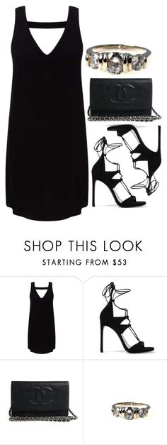 """Preadored 26"" by emilypondng ❤ liked on Polyvore featuring Miss Selfridge, Stuart Weitzman, contemporary and PreAdored"