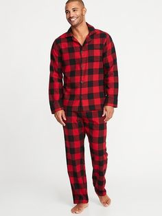 Sloth My Spirit Animal Men/'s Plaid Pajama Pants