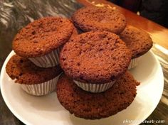 How To Make Simple Paleo Chocolate Muffins!