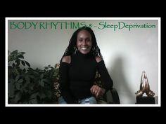 EMPRESS TEE HIGHER FREQUENCY Body Rhythms 8 - Sleep Deprivation
