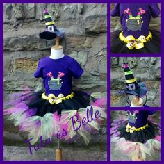 "The witches brew! Find us on Facebook look for ""Tutu es Belle"