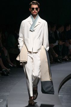 Ermenegildo zegna milan fashion week spring 2014 29