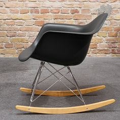 RAR Rocking Chair by Eames for Vitra | MONOQI #bestofdesign